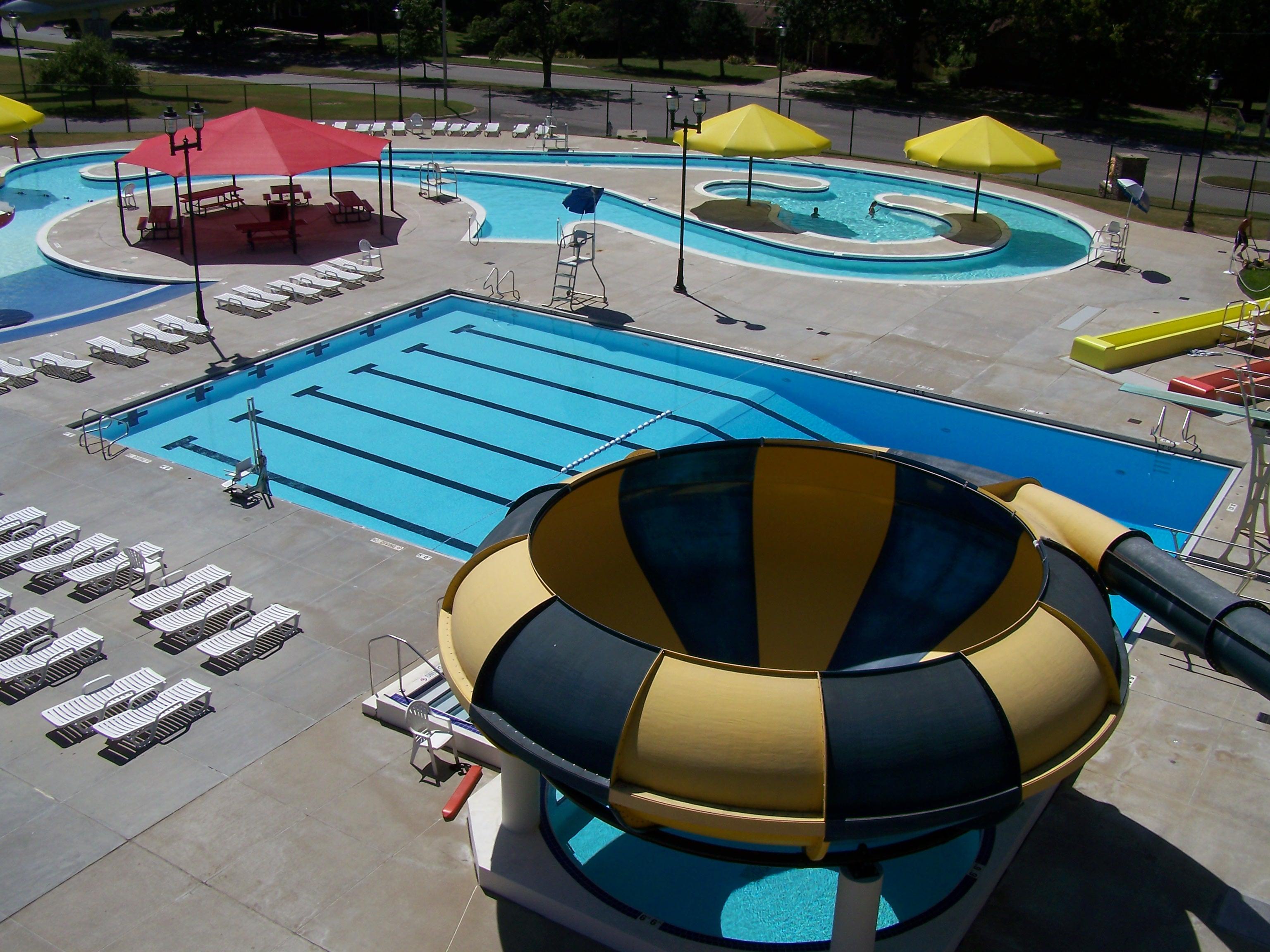 Aquatic center olds aquatic center for Garden city ks swimming pool